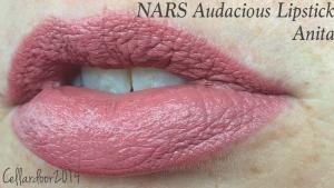 NARS Anita - Lip Swatch