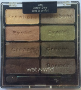 Comfort Zone might be Wet n' Wild's most talked about palette and for good reason.  Every shade in this little gem is buttery smooth and pigmented. There are gorgeous neutrals and a stunning little shade that has a brown to green duochrome.