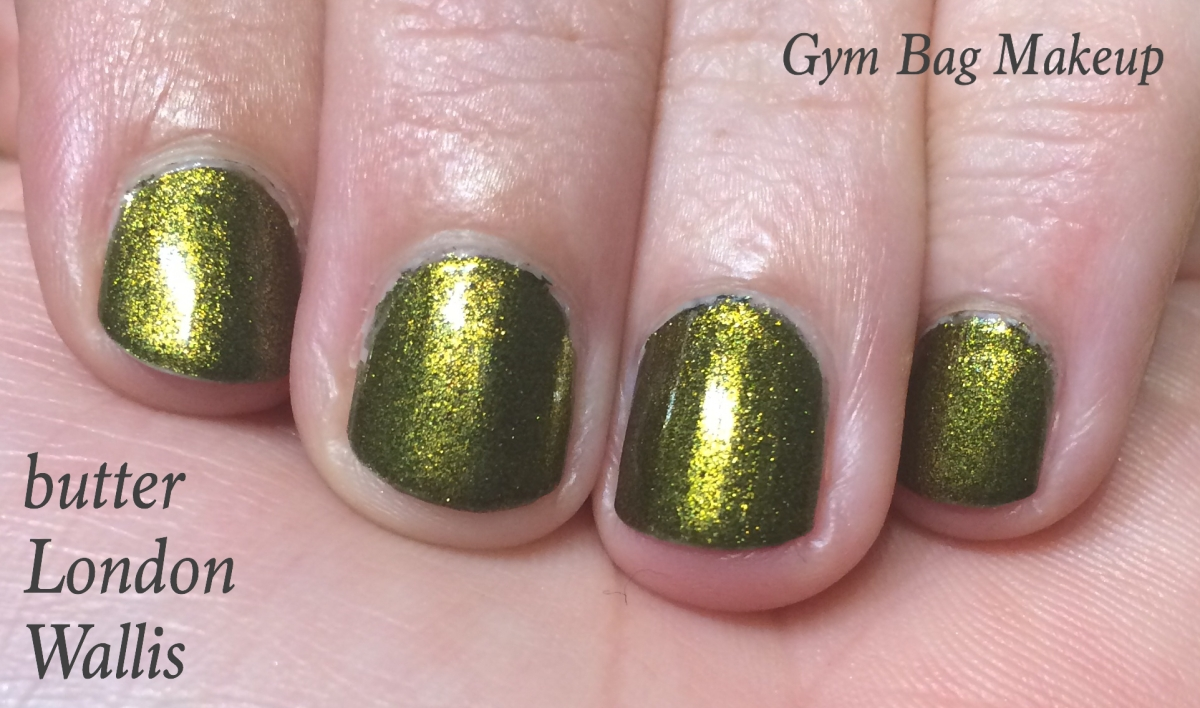 butter London – Wallis – NOTW