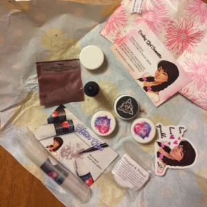 first_darling_girl_cosmetics_haul