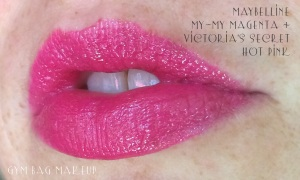 maybelline_color_blur_my_my_magenta_with_victorias_secret_hot_pink
