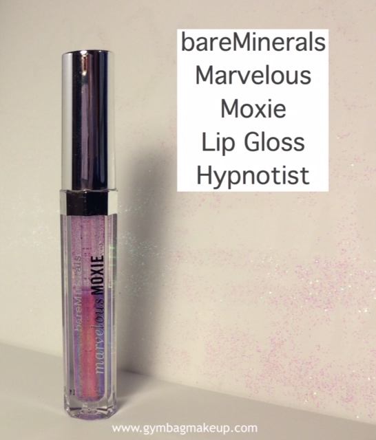 bareMinerals Marvelous Moxie Lip Gloss in Hypnotist (AKA Unicorn snot)