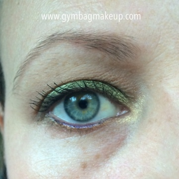 this is actually an eye look that I did with Static last year when I got it as a sample. I do have info on what else is used if you're curious.
