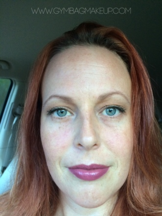 """EYES: UDAAPP. Detrivore """"Autopsy"""" - base and lid shade, MAC """"Uninterupted"""" - transition, Aromaleigh """"Byblis"""" - outer V, Covergirl Queen eyeliner """"Gilt"""" - upper lash line, Jordana mascara, Nuance brow powder. FACE: The same in every other one of these photos. I may need to try a new blush or something."""