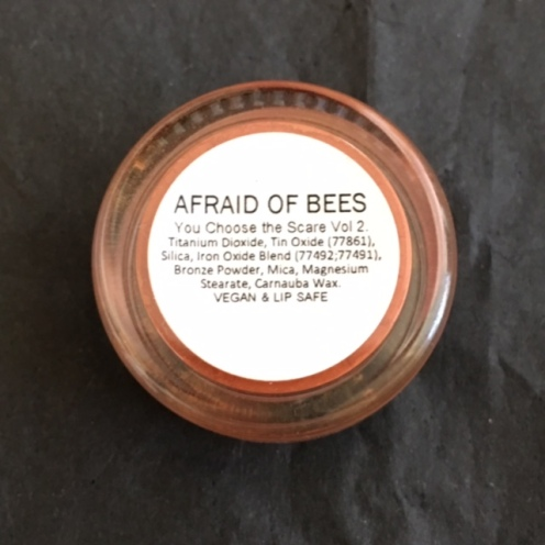 femme_fatale_afraid_of_bees_label