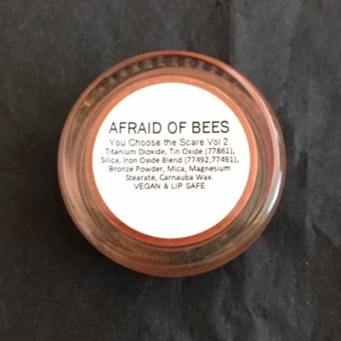 femme_fatale_afraid_of_bees_label