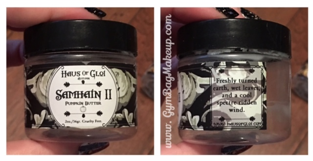 october_2016_empties_haus_of_gloi_pumpkin_butter_samhain_ii