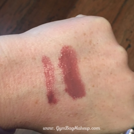 october_2016_empties_revlon_kissable_balm_stain_honey_swatch
