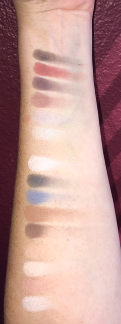 Matte shades with flash