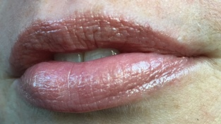 fotd_coloured_raine_queen_of_hearts_queen_mother_lip_neutrogena_moisture_smooth_colourstick_warm_caramel