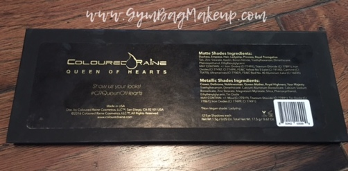 coloured_raine_queen_of_hearts_packaging_label